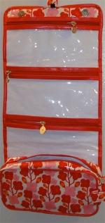 Cul-de-sac Folding Cosmetic Case